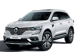 Nuova Renault Koleos: arriva l'Euro 6d-temp