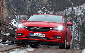Un inverno caldo e sicuro grazie alla tecnologia Opel
