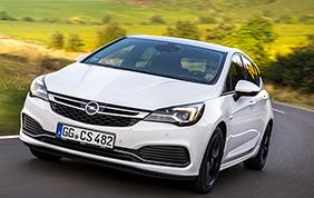 Opel Astra 1.6 CDTI vince il titolo di Diesel più efficiente