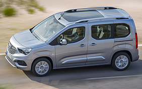 AUTOBEST 2019: the winner is Opel Combo Life
