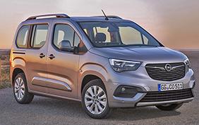Opel Combo Life: innovazioni utili!