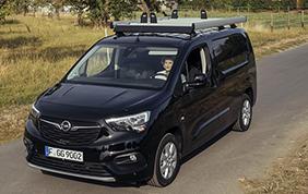 Opel Combo: nuovi accessori per un elevato comfort