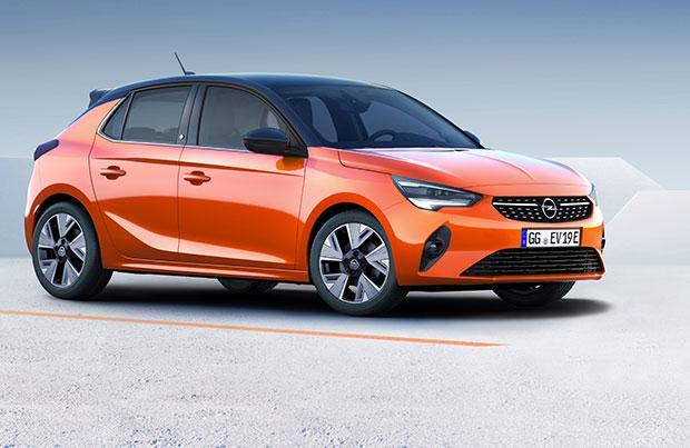 Ricarica veloce per la nuova Opel Corsa-e