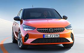 Nuova Opel Corsa: benzina, diesel ed elettrica