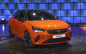 Una sesta generazione della Opel Corsa che diventa green!