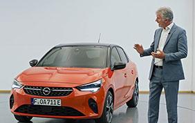 La nuova Opel Corsa-e raccontata da Mark Adams