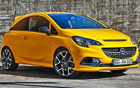 Nuova Opel Corsa GSi: un diavolo per cilindro!