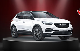 Opel Grandland X The Voice of Italy 2019