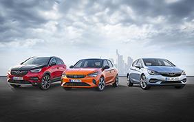 Novità in casa Opel