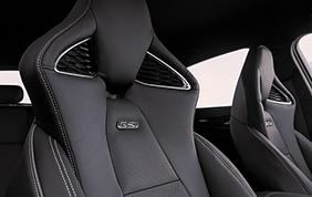Sedili ergonomici sulla nuova Opel Insignia GSI