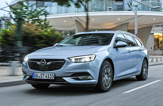 Record per la Opel Insignia