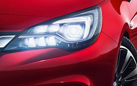 Opel Insignia GSI : mondo tecnologico!