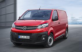 Opel Vivaro: la terza serie e le sue novità
