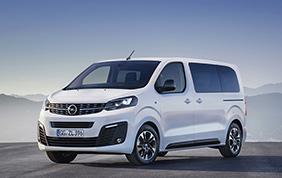 Opel Zafira Life: la quarta serie è pronta per il successo