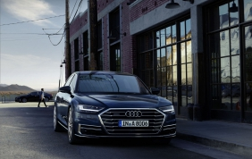 Led Osram high tech per i fari anteriori dell'Audi A8