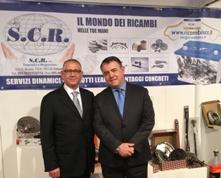 Etecno1 S.p.a e SCR S.r.l. firmano l'accordo durante la fiera AUTO SERVICE TEC di Catania