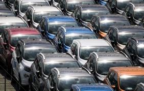 Le auto di media cilindrata spopolano in Italia