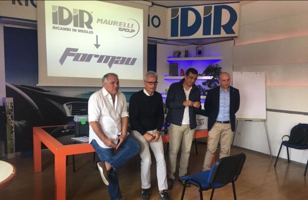 La super-alleanza tra Maurelli Group e Idir