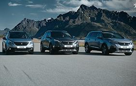 Peugeot punta sulla nuova gamma di SUV