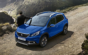 Nuova Peugeot 2008 Signature