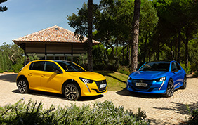 Peugeot 208 finalista al Car of the Year 2020