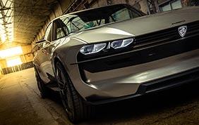 Peugeot e-Legend Concept: un prototipo da riferimento