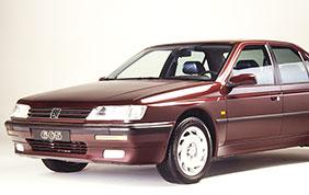 Peugeot 605 SV 24: una vera leader