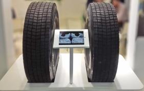 """Il primo nuovo pneumatico """"verde"""" nel settore dell'automotive"""