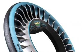 Il pneumatico per le auto volanti