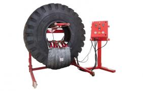 Remavulc: lo strumento per la vulcanizzazione a caldo di pneumatici truck