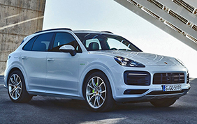 Porsche Cayenne E-Hybrid Model Year 2018