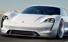 E' made in Italy un pezzo della Porsche elettrica