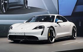 Le novità Porsche al Salone di Francoforte