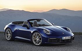 Nuovi modelli Porsche al Salone di Ginevra 2019