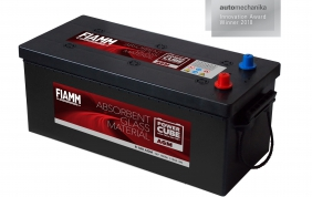 "A FIAMM il premio ""Innovation Award"" per le batterie powerCUBE AGM"