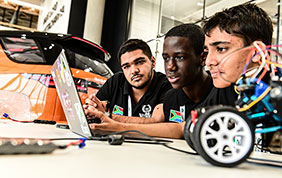 Programma Land Rover 4x4 in Schools 2019