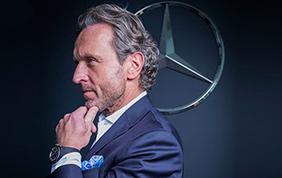 Radek Jelinek nuovo CEO Mercedes-Benz Italia