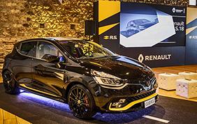 Nuova Renault Clio R.S.18: pronta a sbaragliare la concorrenza