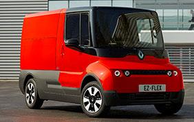 Renault EZ-Flex : che la sperimentazione abbia inizio