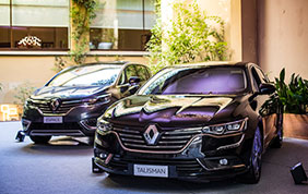 Renault gamma Executive: tecnologia e business