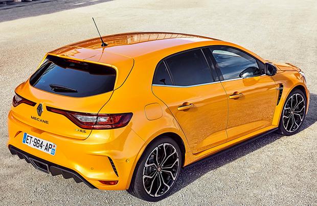 Renault Megane R.S.: l'imbarazzo della scelta!