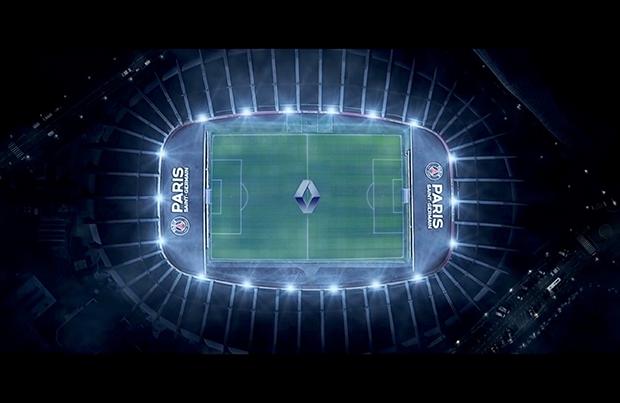 Renault partner automobilistico del Paris Saint-Germain
