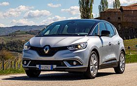 Nuove motorizzazioni per la Renault Scenic