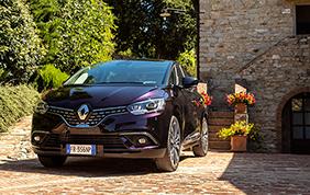 Nuova motorizzazione TCe per Renault Scenic