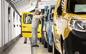L' Alleanza produrrà veicoli commerciali in Francia