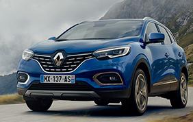 Aggiornamenti tecnici ed estetici per la Renault Kadjar