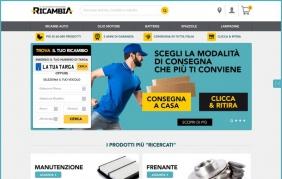 RICAMBIA, nasce il portale e-commerce per i ricambi auto
