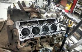 Die Hard, duro a morire (il motore diesel)