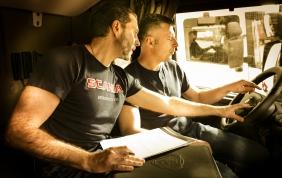 A scuola di guida efficiente con Scania