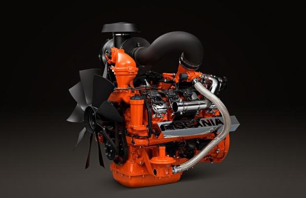 Scania: un nuovo motore a metano alimentato dai rifiuti
